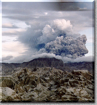 the history of how the most active volcanoes in the 20th century erupted Volcanoes of the united states  redoubt volcano erupted for the fourth time this century on december 14, 1989  most active volcanoes are built on older .